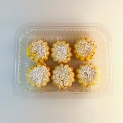 Pasta di Mandorla al Limone